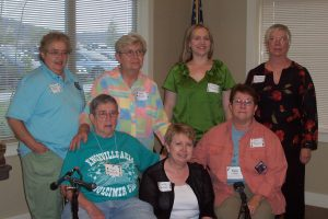 20th Anniversary Party Charter Members